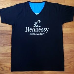 hennessy Shirts - NWOT Hennessy Dark Reversible Shirt Special  L